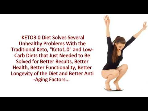 KETO3 0 Diet   a Healthier and Easier Weight Loss vs the Keto Diet