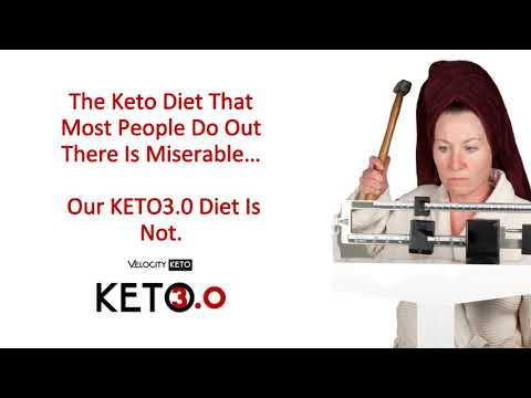 Keto Diet That Most People Do Out There Is Miserable KETO3 is Easy