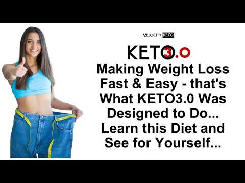 Making Weight Loss Fast and Actually Easy   What KETO3 Was Designed to Do